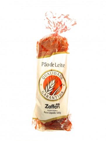 Pão de Sanduíche Leite Zaffari 500g