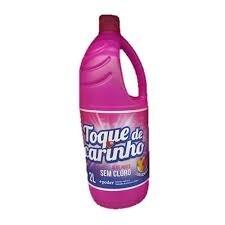 Alvejante Liquido sem Cloro Toque de Carinho 2