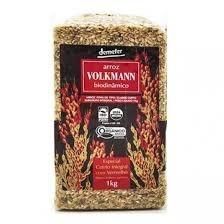 Arroz Organico Integral Volkmann 1Kg