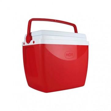 Caixa Termica Mor (Cooler) 18L  Vermelha