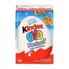 Kinder Ovo Meninos 20g