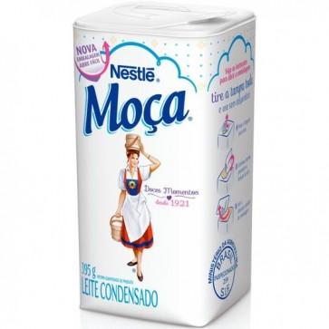 Leite Condensado Moça Nestlé TP 395g
