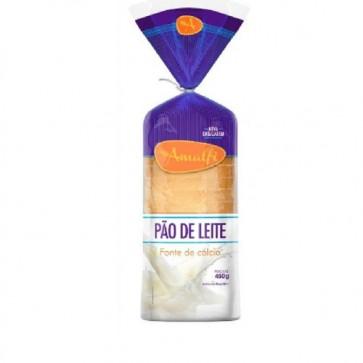 Pão Leite Amalfi 450g