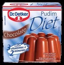 Pudim Diet Chocolate Dr. Oetker 25g