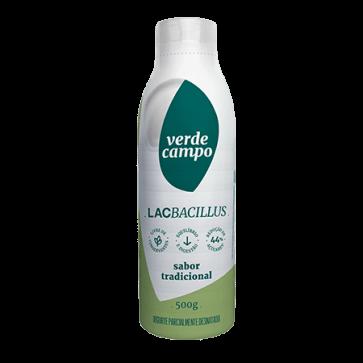 Iogurte Verde Campo Lacbacillus Tradicional 500g