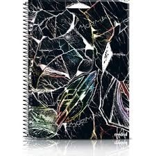 Caderno 10m Credeal 200f