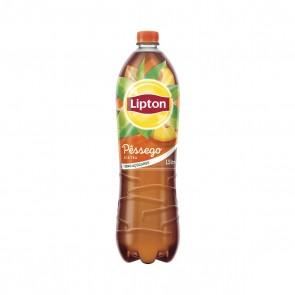 Chá  Lipton Ice Tea Pêssego 1,5L