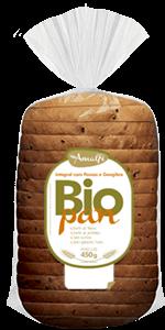 Pão Bio Pan Integral Passas e Gengibre Amalfi 450g