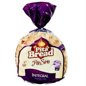 Pão Sírio Integral Pita Bread 320g