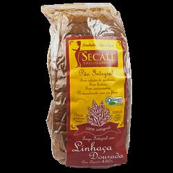 Pão Integral Linhaça Dourada Secale 450g