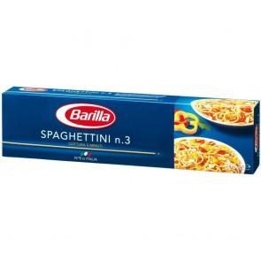 Massa Barilla Spaghettini n.3 500g
