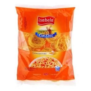 Massa Com Ovos Espaghettini Isabela 500g