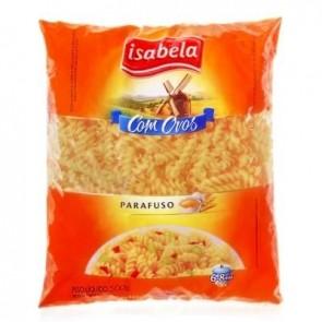 Massa Com Ovos Parafuso Isabela 500g