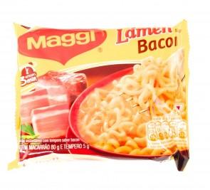 Massa Lámen Bacon Maggi 80g