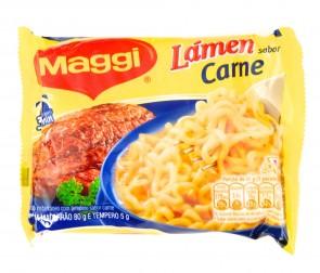 Massa Lámen Carne Maggi 80g