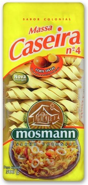 Massa Caseira n°4 Mosmann 500g