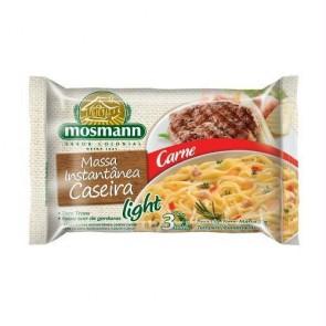 Massa Instantânea Caseira Light Sabor Carne Mosmann 70g