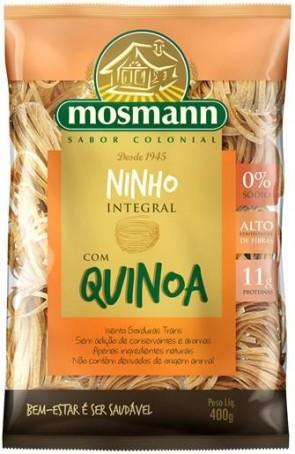 Massa Ninho Integral com Quinoa Mosmann 400g