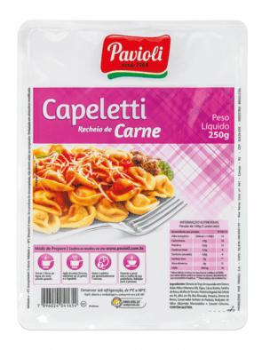 Capeletti Carne Pavioli 250g