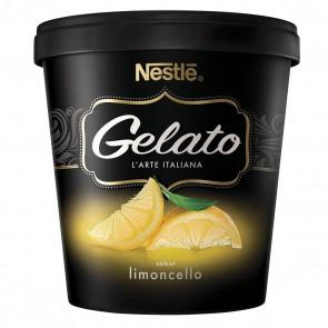 Sorvete Gelato Limoncello Nestle 455ml