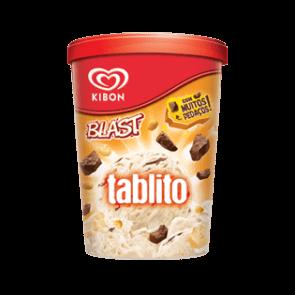 Sorvete Blast Tablito Kibon 1L