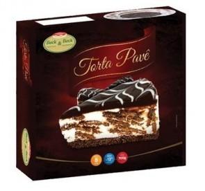 Torta Pave Beck Beck 700g