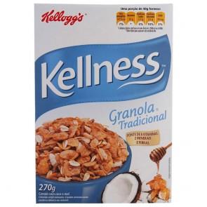 Granola Tradicional Kellness  270g