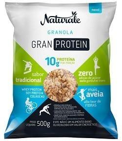 Granola Gran Protein Tradicional Naturale 500g
