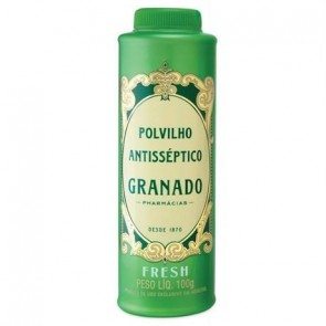 Talco Polvilho Antiséptico Fresh Granado 100g