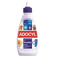 Adoçante Sucralose Adocyl 80ml