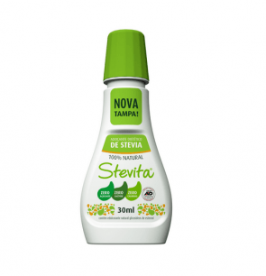 Adoçante Stevia Stevita Líq. 30mL