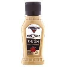 Mostarda Dijon Hemmer 200g