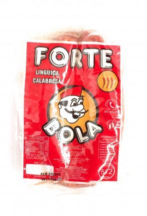 Linguiça Calabresa Forte Bola 375g