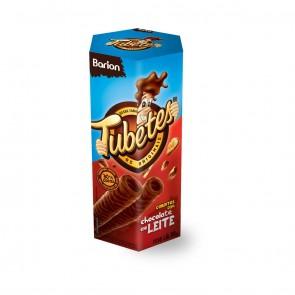Tubetes Chocolate ao Leite Barion  50g