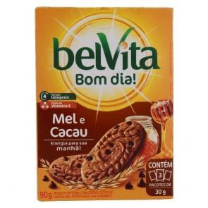 Biscoito Mel e Cacau Belvita 75g