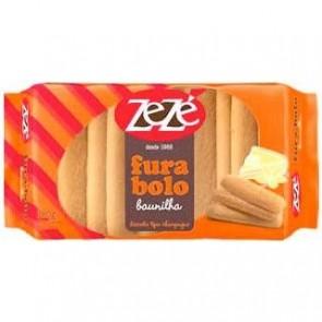 Biscoito Fura Bolo Baunilha Zezé 180g