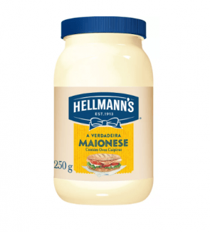 Maionese Hellmann's  250g