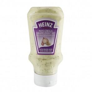 Mayo Cebola Caramelizada e Alho Heinz 400ml