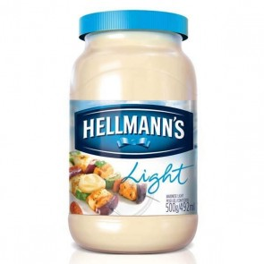 Maionese Light Hellmann's 500g