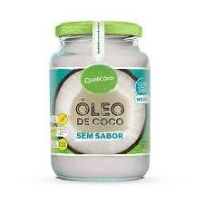 Óleo de Coco s/Sabor Qualicoco 200ml