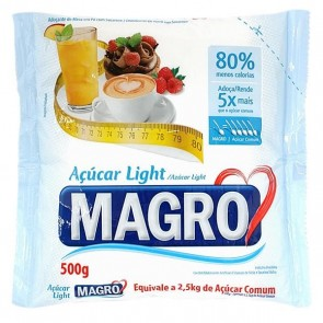 Açúcar Light Magro 500g