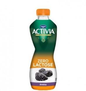 Iogurte Zero Lactose Ameixa Activia 850g