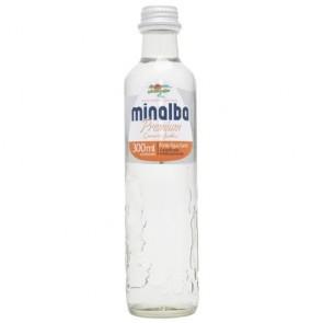Água Mineral Minalba c/ Gás 300ml
