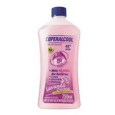 Alcool Cooperalcool Lavanda 750ml