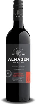 Vinho Tinto Almaden Cabernet Sauvignon 750ml