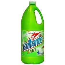 Alvejante Brilhante Utile Sem Cloro 2L
