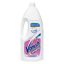 Alvejante Vanish White 1,5L
