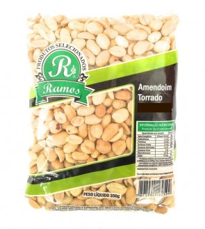 Amendoim Torrado c/ Sal Ramos 340g
