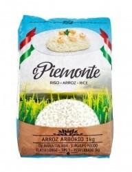 Arroz Arbório O Piemonte 1kg