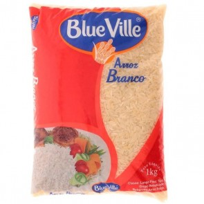 Arroz Branco T1 Blue Ville 1kg